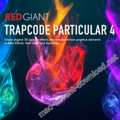 Red giant trapcode particular 4 icon