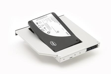 Jual HDD Caddy Enclosure Khusus untuk MacBook