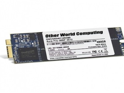 Jual OWC SSD 480GB MacBook Pro Retina