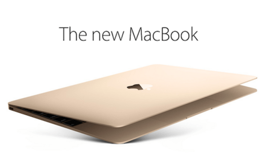 New MacBook 12 inch - Jual New Apple MacBook 12 inch