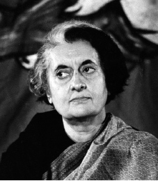 this day in history: 1966 indira gandhi takes charge in