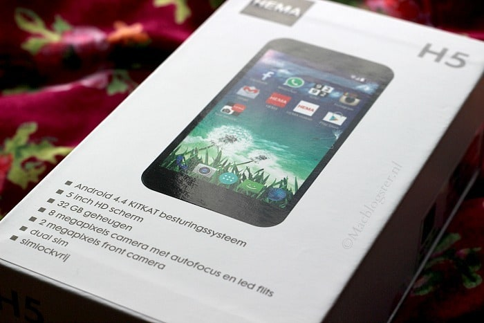Hema H5 smartphone review