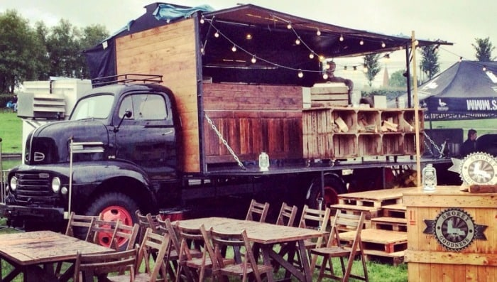 Truckin' Nieuw Foodtruck Festival in Rotterdam