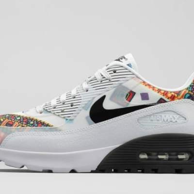 Sneaker Love: Nike x Liberty Merlin zomercollectie 2015