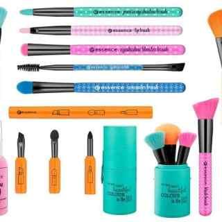budget make-up kwasten: essence make me pretty