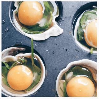 Food: Egg Spek Spinazie Muffins