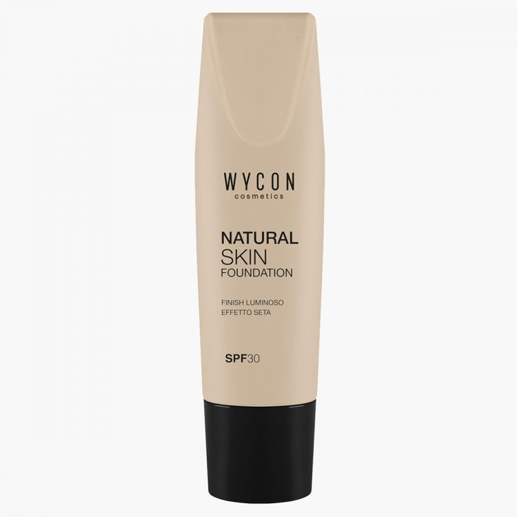 Wycon Cosmetics Natural Skin Foundation - new