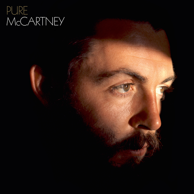 Pochette Pure McCartney