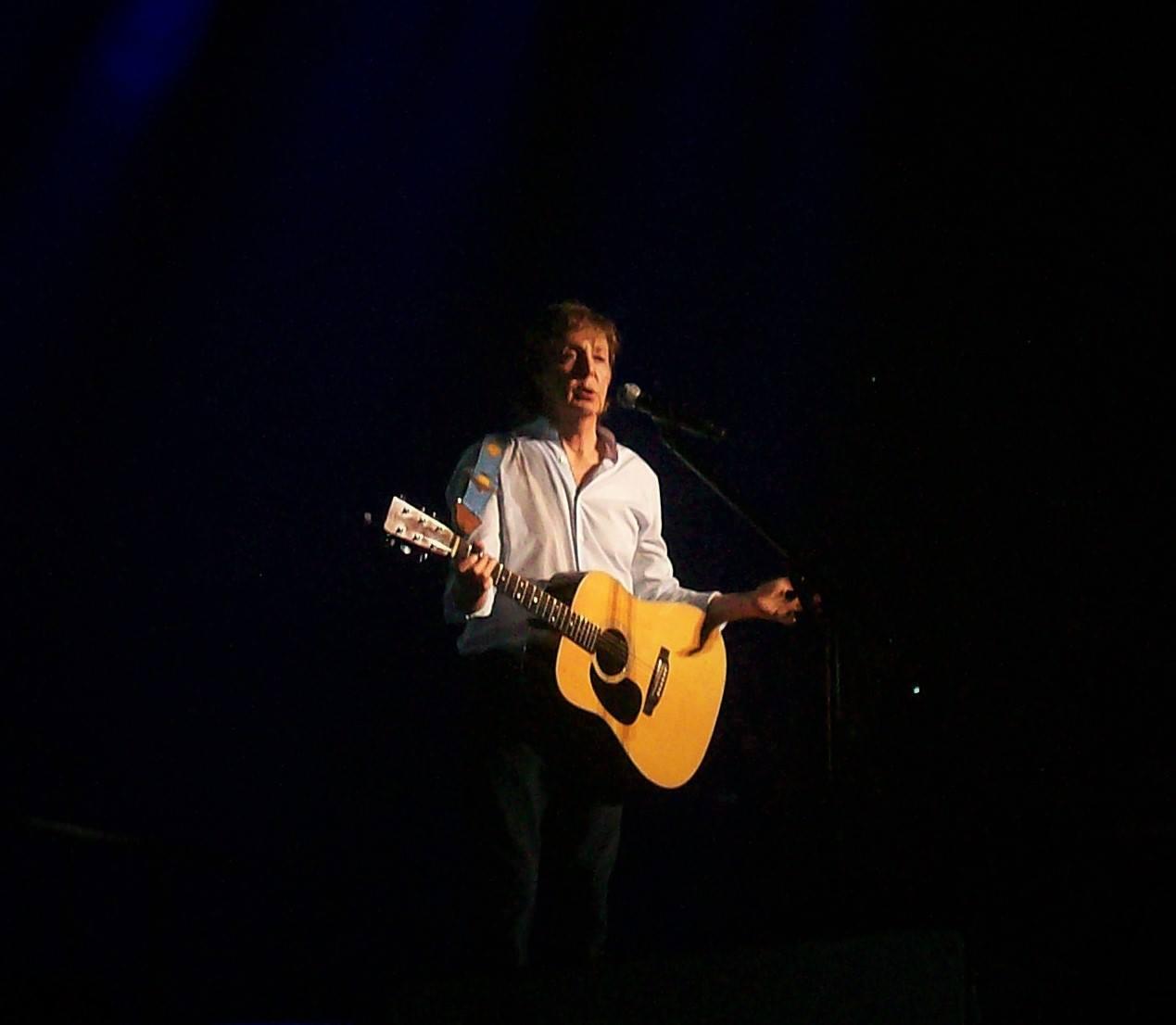 Paul McCartney - Acoustique 2