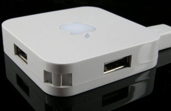 iHub Apple look alike USB hub