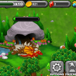 The breeding Cave is where you can corss breed species to create new ones.