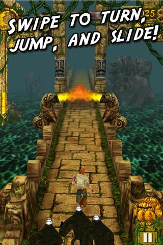 Temple Run iPhone 15