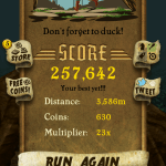 Temple Run iPhone 06