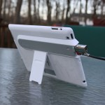 Kensington's SecureBack Security Case for iPad