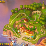Fieldrunners 2 Map Select Screen