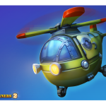 Fieldrunners 2 Heavy_Chopper