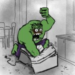 Hulk No Ice Cream