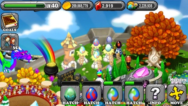 The 1st egg is the DragonVale Jade Dragon Egg
