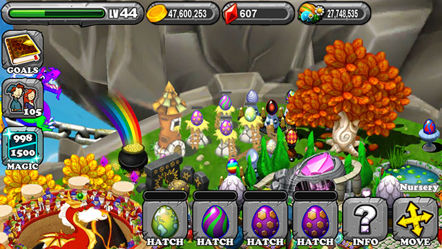 Dragonvale Zombie Dragon Egg