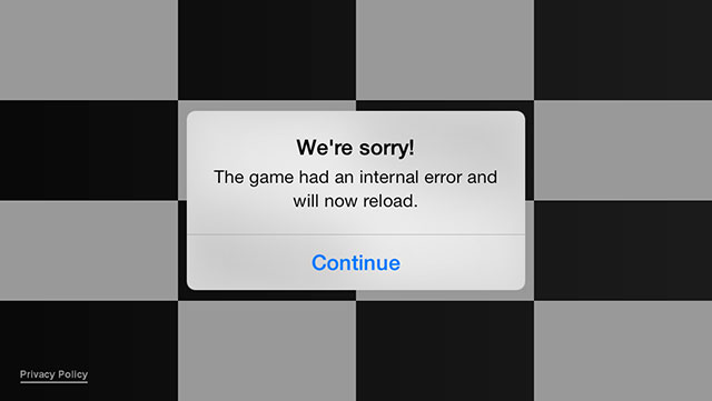 dragonvale general error crash