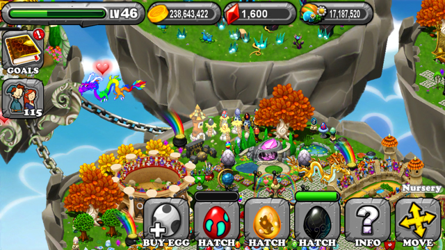 DragonVale Watch Dragon Egg