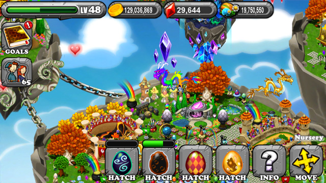 Dragonvale Howl Dragon Egg