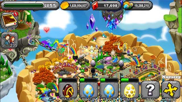 DragonVale Ragnarok Dragon Egg
