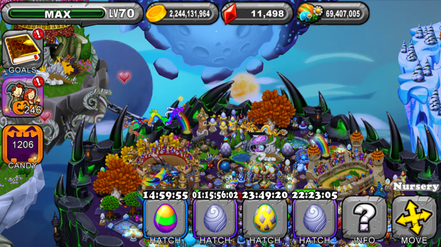 DragonVale Treat Dragon Egg