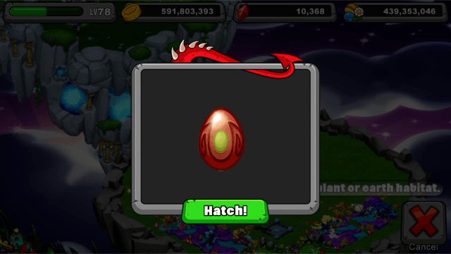 DragonVale How to breed a Garden Dragon