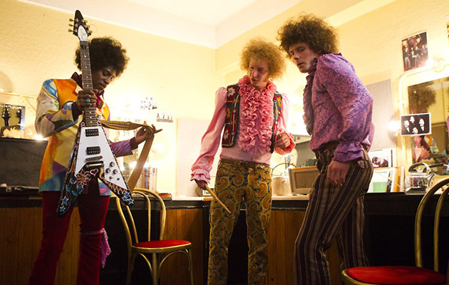 a review of the portrayal of jimi hendrix in jimi all is by my side a biopic film by john ridley Outkast's andré benjamin stars as jimi hendrix in this revealing biopic from academy award-winning writer-director john ridley (12 years a slave) covering a year in hendrix's life from 1966-67.