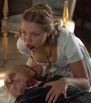 Pride Prejudice and Zombies Movie Featured Image