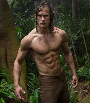 Legend of Tarzan Movie Featured Image