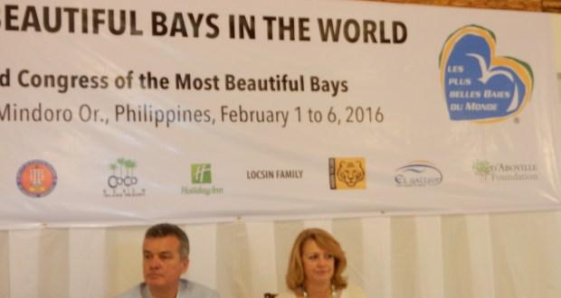 مؤتمر أجمل خلجان العالم