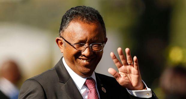 رئيس مدغشقر
