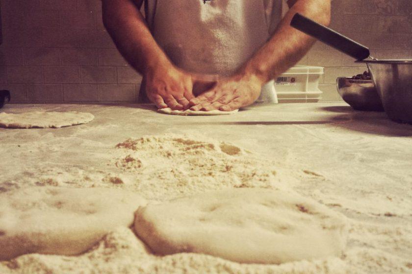 pizza fritta Paolo Gramaglia