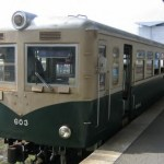 ミニ鉄道・紀州鉄道に揺られて / Kishu Railway Line, the second shortest of normal railways in Japan