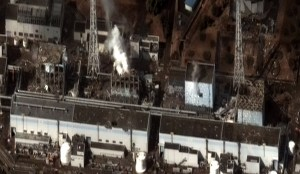Earthquake and Tsunami damage - Fukushima Dai Ichi Power Plant