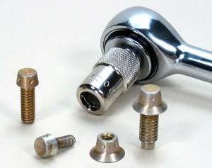 Inner-Tite tamper resistance fasteners