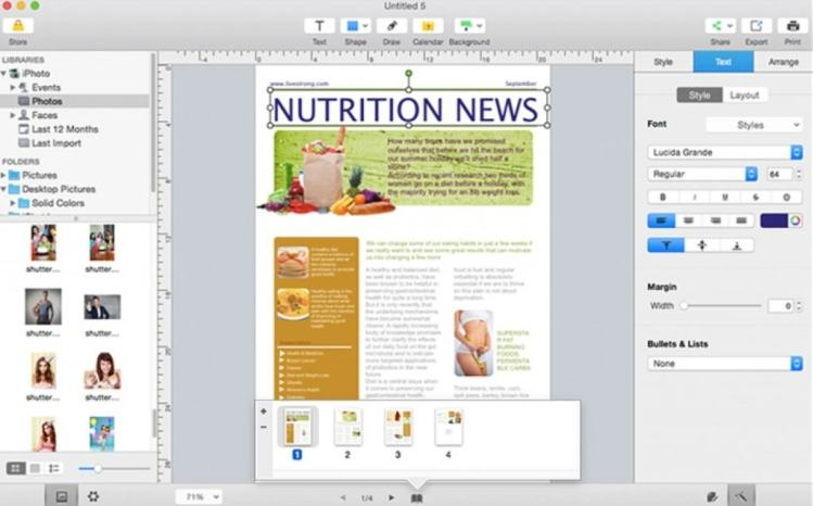 publisher for mac - publisher plus