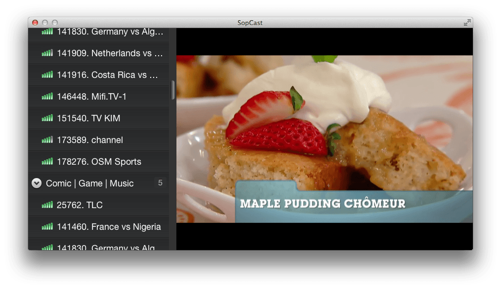 Sopcast For Mac Manual: How To Use It