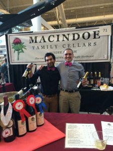 Felix and Pedro at McMinnville SIP