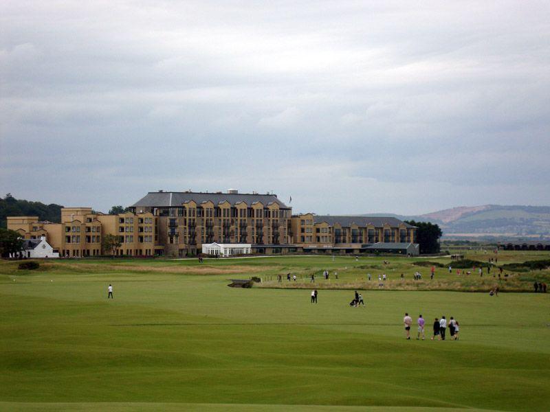 Campo de golf de Saint Andrews