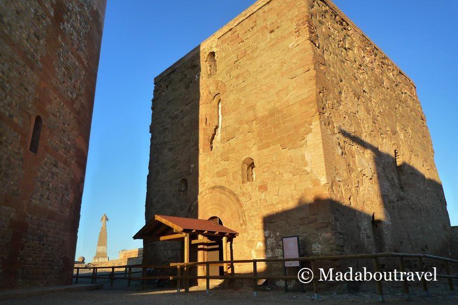 Iglesia del Castillo de Monzón