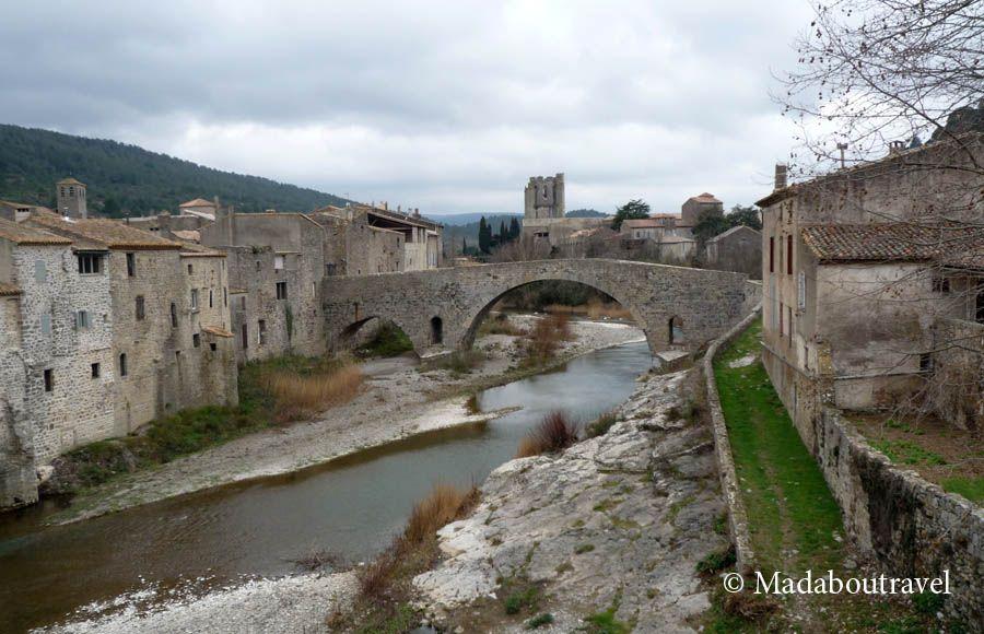 Lagrasse y el Pont Vieux