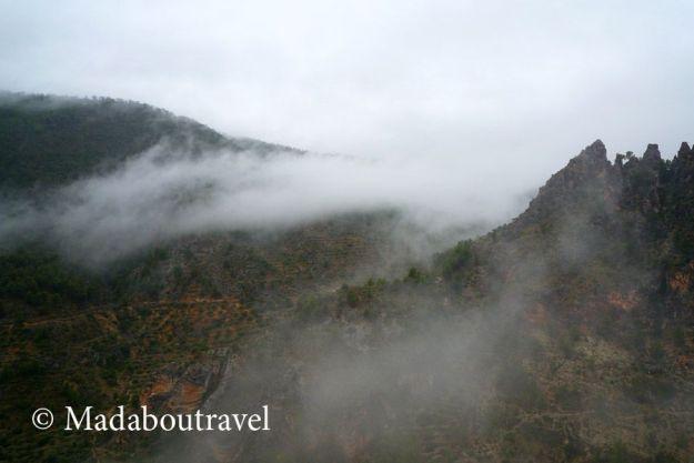 Niebla sobre Ayna, la Suiza Manchega
