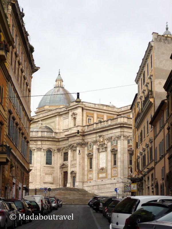 Iglesia de Santa Maria Maggiore, Roma