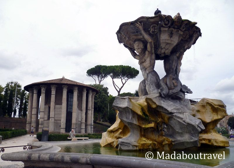 Templo de Hércules Victorioso, Roma