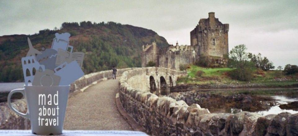Madaboutravel en el castillo de Eilean Donan
