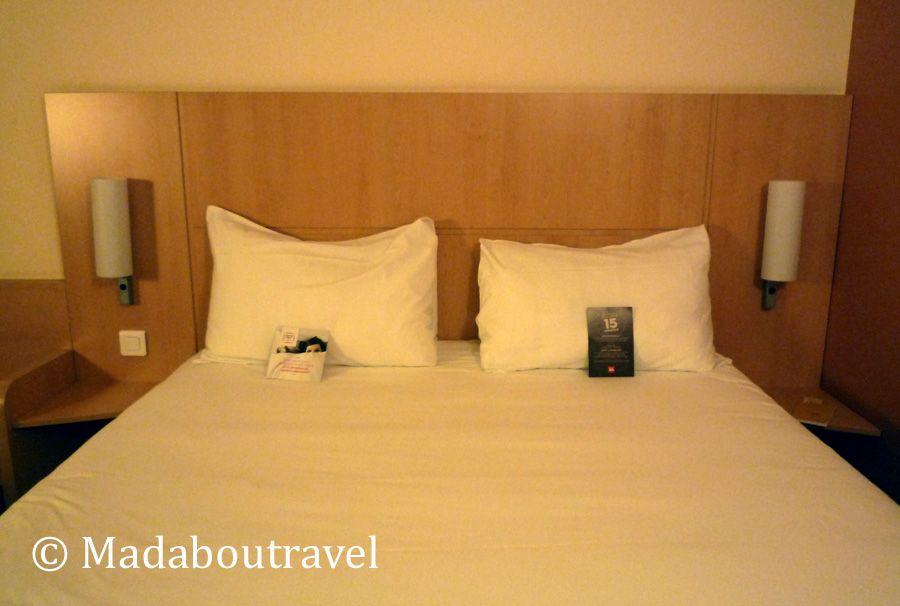 Sweet Bed en el Hotel Ibis de Glorias, en Barcelona