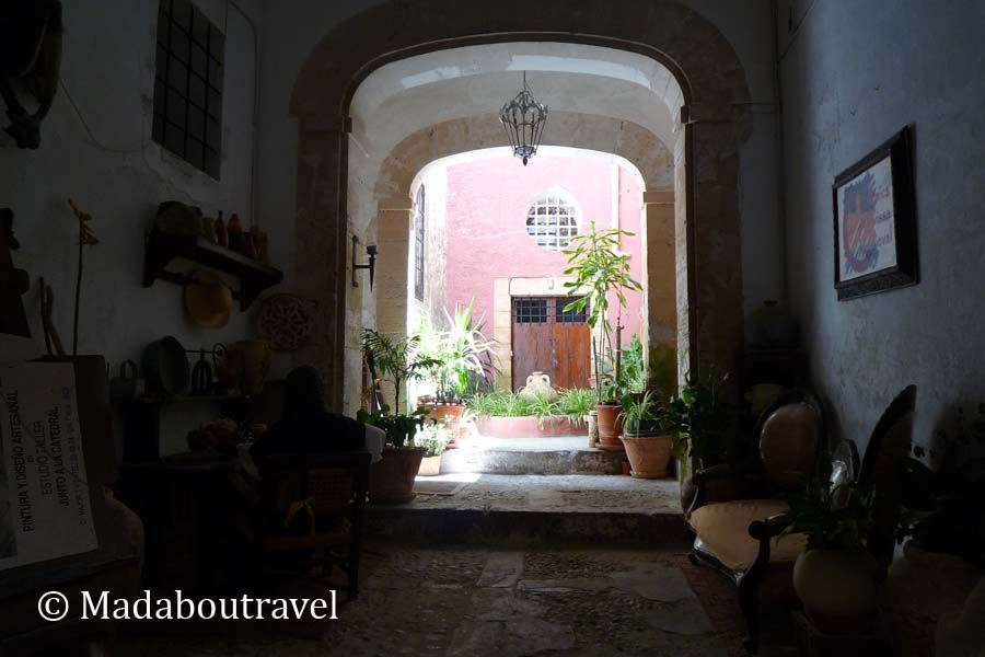 Casa donde veraneó Rafael Alberti en Ibiza